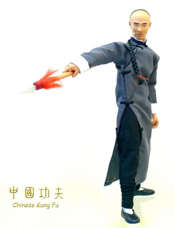 vincent zhao kung fu 1 6 custom figure eastern heroes. Black Bedroom Furniture Sets. Home Design Ideas