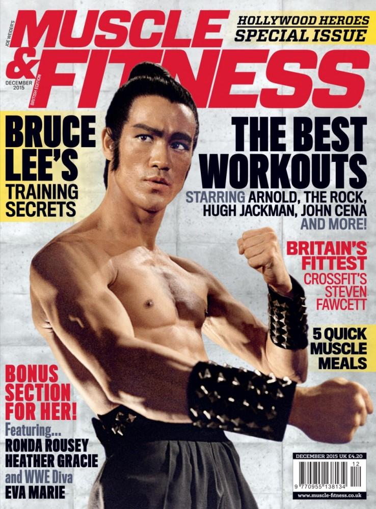 Kg 99 Magazines: Muscle & Fitness Magazine Dec 2015