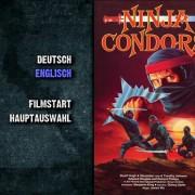 東方巨龍 - Ninja Condors (1988) - Orginal DVD 2