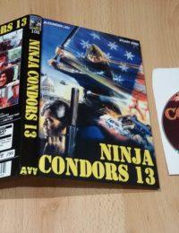 東方巨龍 - Ninja Condors (1988) - Orginal DVD
