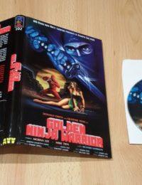 霹靂女王蜂 (忍者版本) - Golden Ninja Warrior (1985) - Orginal Dvd