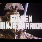 霹靂女王蜂 (忍者版本) - Golden Ninja Warrior (1985) - Orginal Dvd 3